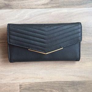 Black wallet